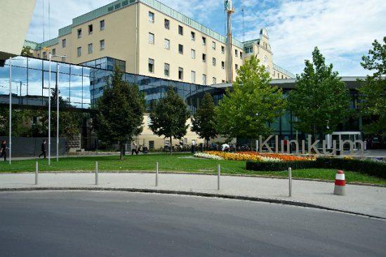 Poller RUND Basis-Design - Klinikum Wels