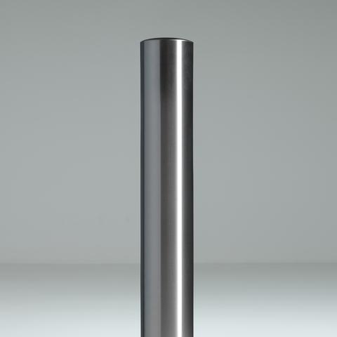 EDELSTAHL Poller RUND Basis-Design