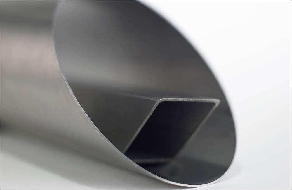 Edelstahlrohre und Rohrzubehör für Industrie & Gewerbe