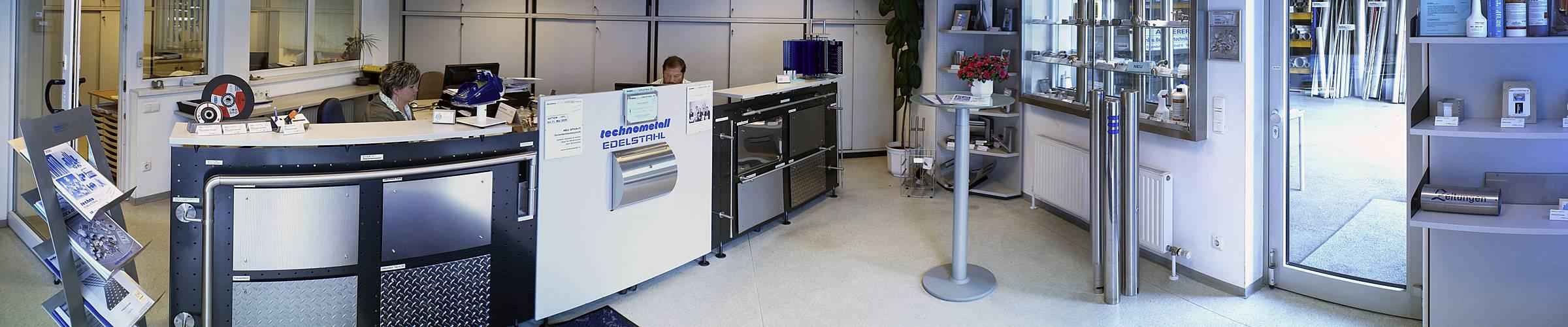Service von technometall EDELSTAHL GmbH & Co KG in Weis, Österreich