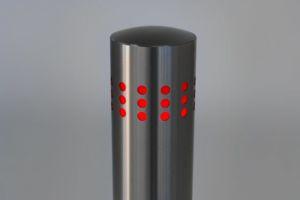 Poller RUND Licht-Design - Plus City