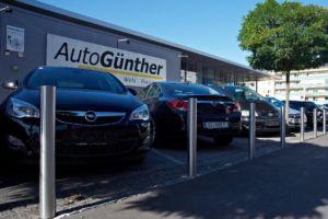Poller RUND Basis-Design - Auto Günther