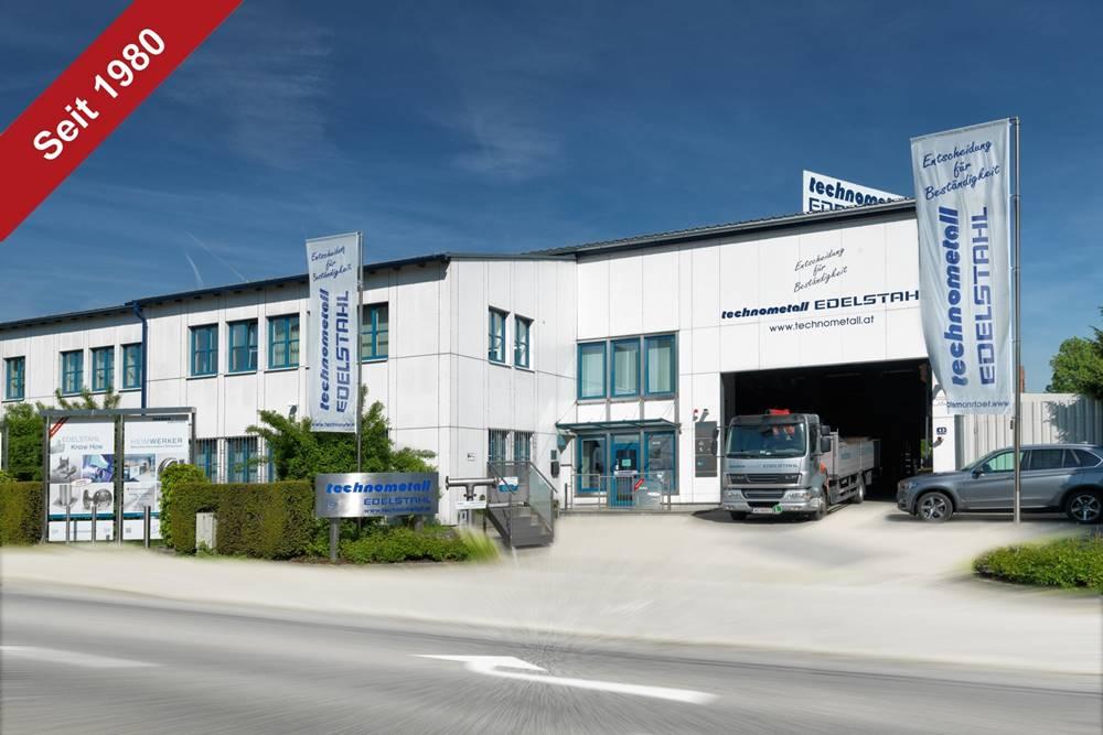 technometall EDELSTAHL GmbH & Co KG in Weis, Österreich